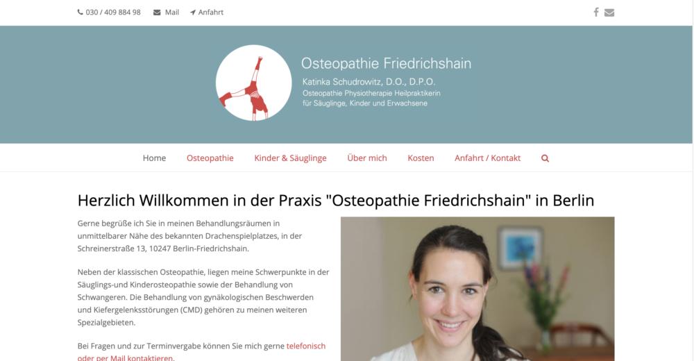 Osteopathie Friedrichshain – Praxis In Berlin