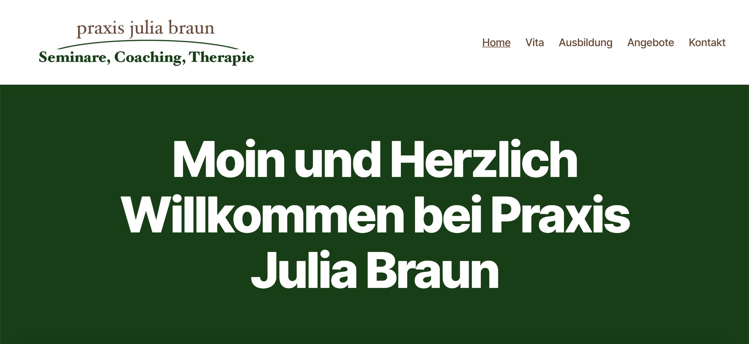 Praxis-julia-braun.de