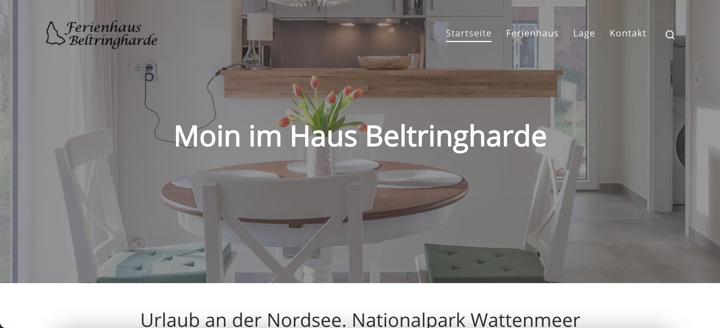 Ferienhaus Beltringharde